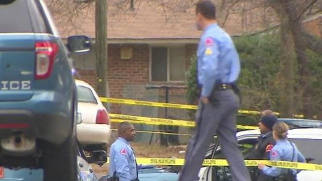 Raleigh police are investigating after a man was found dead inside a car Sunday afternoon.