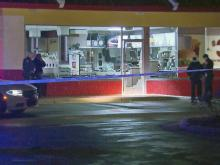 Durham police were investigating early Monday after an employee at a McDonald's on N.C. Highway 55 was shot in the leg.