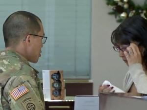 Fewer deployments for troops from Fort Bragg this year are turning into a boon to local businesses.