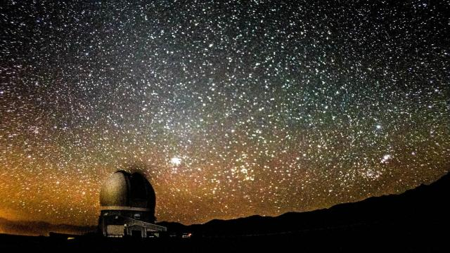 Unc Student Astronomers Use Remote Technology To Touch The Stars