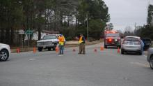 IMAGES: Dynamite found in Goldsboro detonated, destroyed