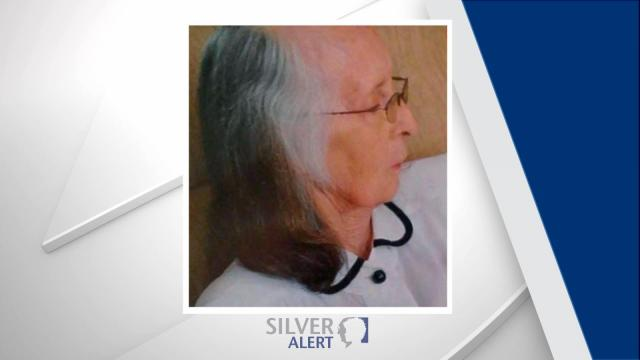 Authorities said Rose Marie Kiviniemi, who is believed to be suffering from dementia or a cognitive impairment, was last seen on Yates Place