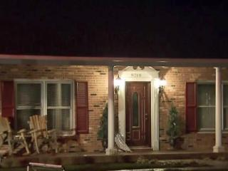 A man was shot and injured on New Year's Eve when he arrived at his Durham home during an attempted robbery.