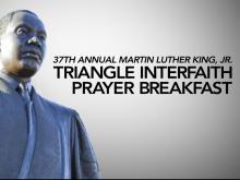 Interfaith Prayer Breakfast honors Martin Luther King, Jr.