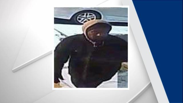 Authorities said that a man with his face covered entered the Best Western hotel at 1595 Mechanical Boulevard armed with a knife at about 11:40 p.m.  Friday. He jumped over the front desk counter and demanded money, police said.