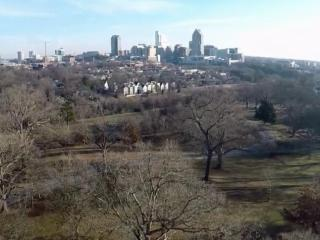 Sean Malone, the president and CEO of the Dix Park Conservancy, has some big plans in mind for the 300 plus-acre property.