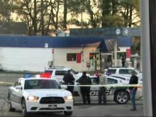 2 shot at Durham mini mart