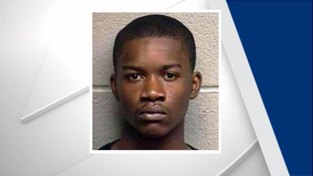 Ledarius Ramsey Samuel, 18, of Durham was arrested Wednesday and charged with murder, assault with a deadly weapon inflicting serious injury and four counts of robbery with a dangerous weapon in connection with the incident.