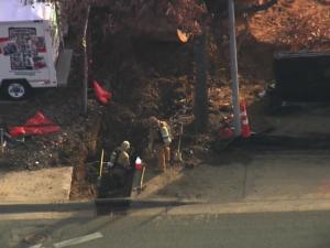 Gas leak closes Capital Boulevard near downtown Raleigh