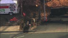 IMAGES: All lanes reopen after gas leak shuts down Capital Boulevard in Raleigh