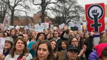 IMAGE: Organizers estimate 17,000 gather in Raleigh for Women's March