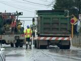 Road in downtown Durham reopens after water main break