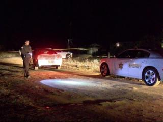 Johnston County officials were investigating a shooting early Tuesday morning on Hidden Acres Drive.