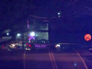A driver was killed Thursday night in Durham while attempting to flee from police.