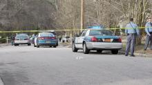 IMAGE: 3 injured when argument over Raleigh park leads to shooting
