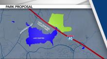 IMAGE: Officials to vote on new bike riding trail near RDU