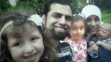 Syrian family hit by travel ban