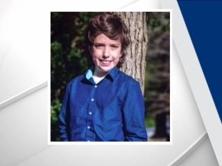 The Wake County Sheriff's Office was searching for Owen Wycoff Monday night.