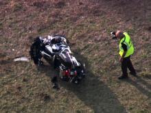 Durham police officers, deputy injured in Bahama crash