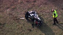 Durham police officers, deputy injured in crash