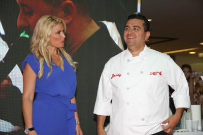 "He is known around the world for his one-of-a-kind creations. It seems that there's not much Buddy Valastro, ""The Cake Boss,"" can't do. But there is one thing he loves even more than making sweets: his family and their history. (Deseret Photo)"
