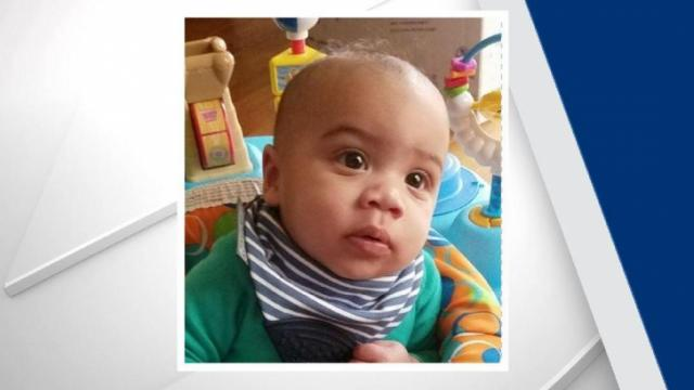 A 4-month-old child died on Feb. 8.