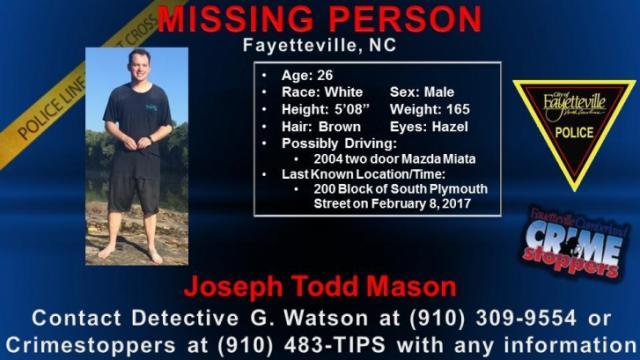 Joseph Todd Mason