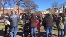 Day Without Immigrants rally