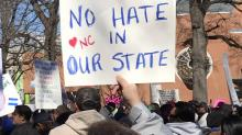 IMAGES: Immigrant supporters rally in cities across US
