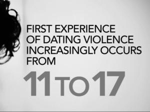Teen dating violence: More than teenage drama