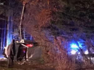 15-year-old takes joyride, crashes into power pole