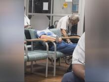 The story of two veterans left to wait in pain as they sought medical attention at the Duke VA Medical Center came to light over the weekend, after photos of the men were shared on social media.