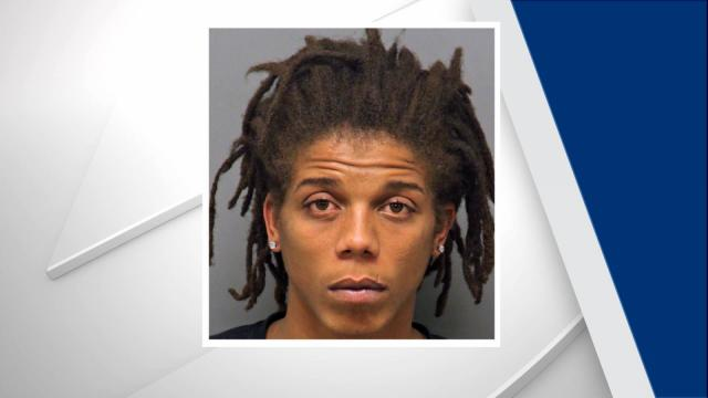 A 20-year-old man wanted on drug and larceny charges rammed a Wake County sheriff deputy's cruiser Wednesday afternoon as deputies tried to take him into custody, Sheriff Donnie Harrison said. Kiwane Martey Clifton, who is 5 feet 7 inches tall and weighs about 150 pounds, rammed the cruiser in the parking lot of a Sheetz gas station near N.C. Highway 64 and Rolesville Road.