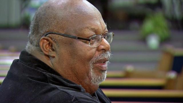 Friendship Chapel Baptist Pastor Dr. Enoch Holloway