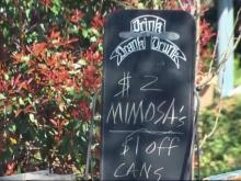 'Brunch bill' could allow 10 a.m. mimosas at restaurants