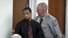 Troy Arrington in court