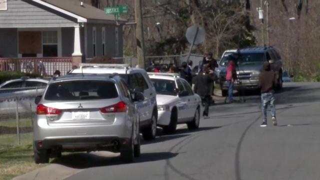 One man was killed Wednesday afternoon in a shooting involving a Charlotte-Mecklenburg Police Department officer, officials said.