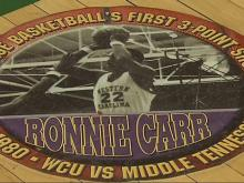 Ronnie Carr remembered for first 3-point shot in college basketball