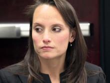 Colleen Janssen in court