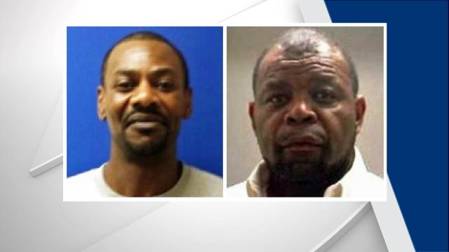During a traffic stop early Monday morning, Tony Reams and Herbert Lamont Cherry were found to be in possession of 3,460 grams of heroin with an estimated street value of about $347,000.