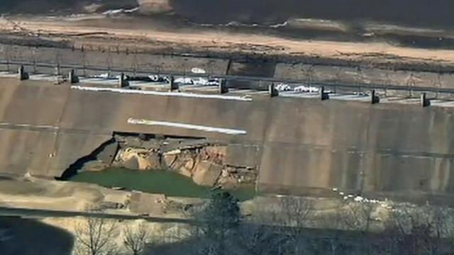 Draining Woodlake Dam means bad news for property owners