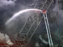 SKy 5: Raleigh fire