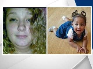 According to authorities, Amber Renaye Weber, 21, and her daughter, 1-year-old Miracle Smith, were reported missing on Jan. 31. Weber and Smith were last seen on Dec. 4, 2016 along the 1200 block of Martindale Drive in Fayetteville.
