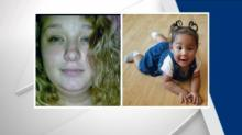 IMAGE: Fayetteville police ask for help in locating missing mother, daughter last seen in Dec.