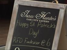 Isaac Hunters Tavern, Clyde's BBQ and The Big Easy raises money for firefighters, first responders