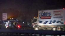 IMAGES: Police: Fatal wrong-way crash on I-85 involved 8 passengers