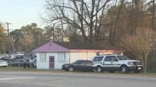 IMAGES: Remains found at abandoned Roanoke Rapids building identified