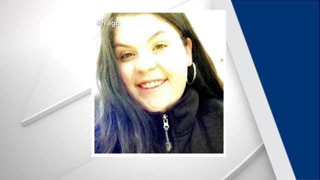 Catherene Theresa Frederick, 17, was last seen leaving her home in the 1300 block of Stansfield Drive at 2 a.m. Friday.
