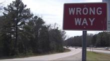 IMAGE: NCDOT: Pilot program on I-540 will help curb wrong-way crashes