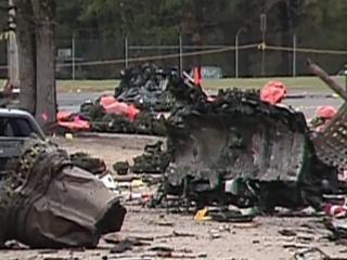Survivors recall Green Ramp tragedy